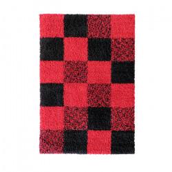 Shaggy Niza D5 Rojo 150 x 200